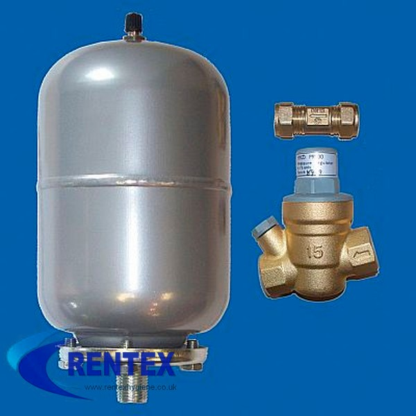 Electric Water Heater Expansion Kit