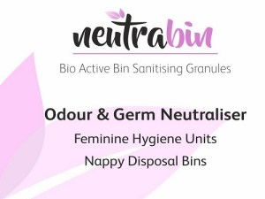 Neutrabin Sanitary Bin Sanitiser