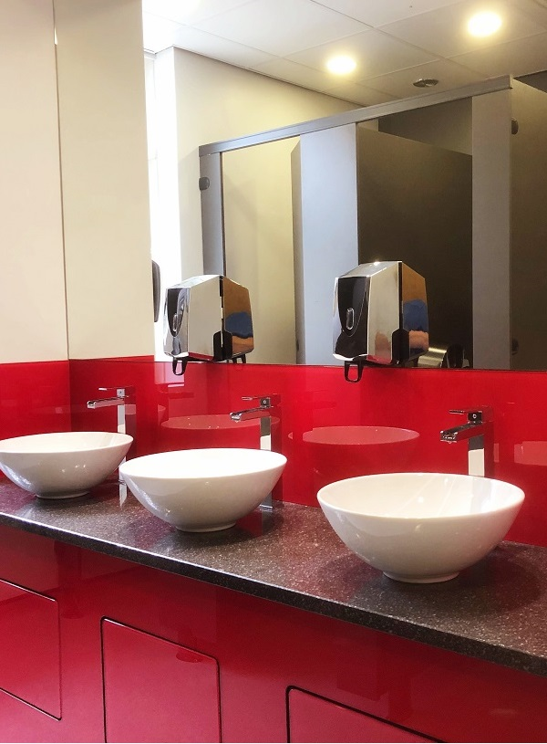 Washroom Soap Dispensers