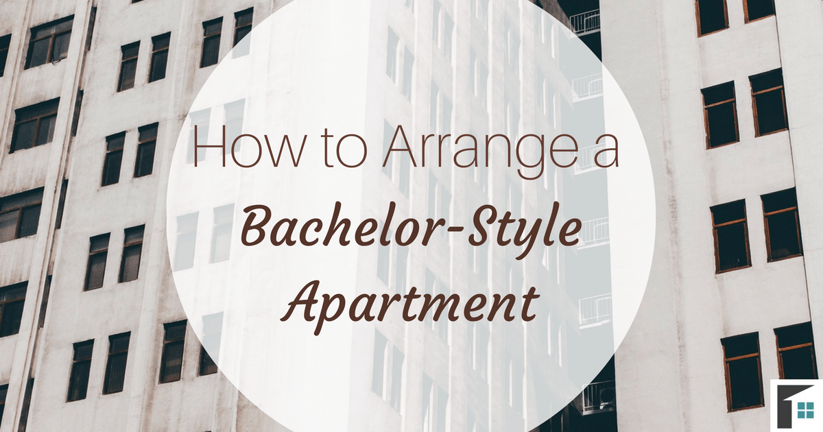 How to Arrange a Bachelor Apartment  RentFasterca
