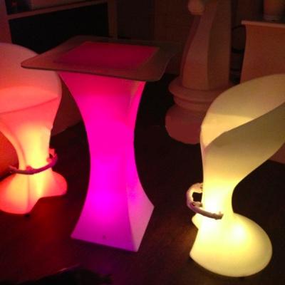 LED Bar Stool for rent