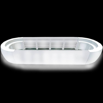LED Lighted bar for rent Brooklyn