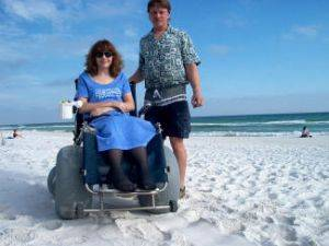 Beach Chair Available For Rent In Siesta Key Florida