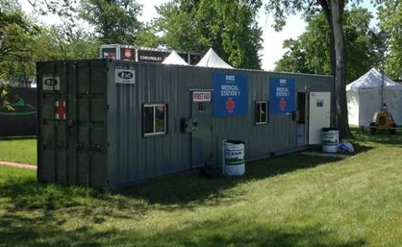 Mobile office rental provider Pac-Van