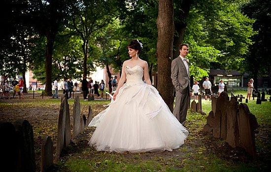 Funeral Wedding Trends