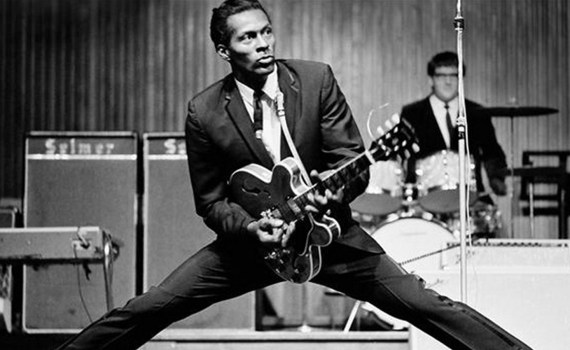 Chuck Berry Split