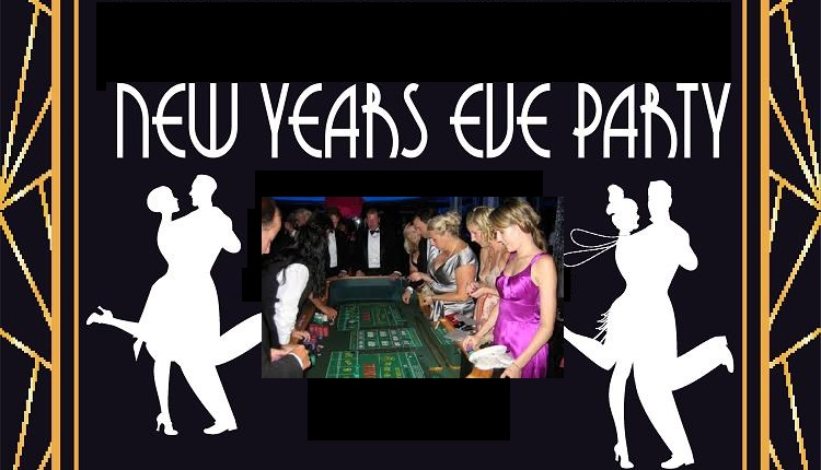 New Year's Eve Casino Party Planning