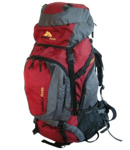 Rent Guerrilla Backpacking Bag