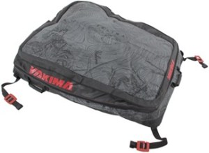 Black FarOut Pro Car Top Carrier Bag from Yakima