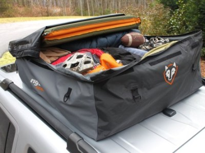 uhaul rooftop cargo bag; cartop carrier