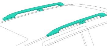 rooftop rails; car carrier
