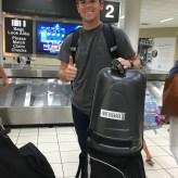 rentluggage golfer customer