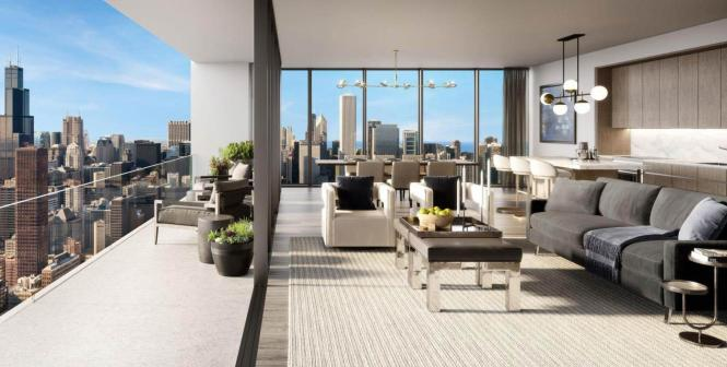 Luxury Downtown Chicago Apartments For