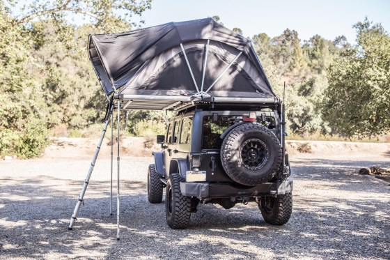 Roof Top Tents Off The Grid Rentals