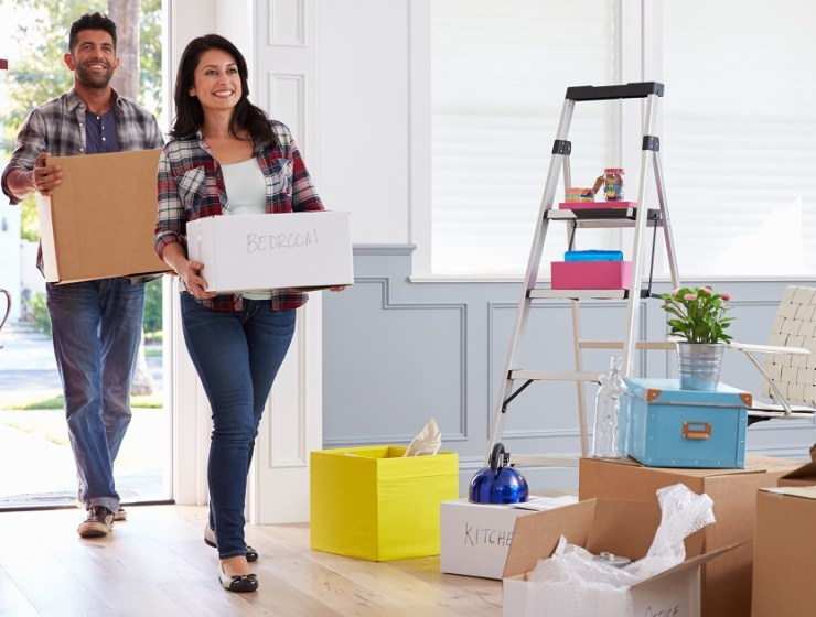 renting vs buying for newly weds