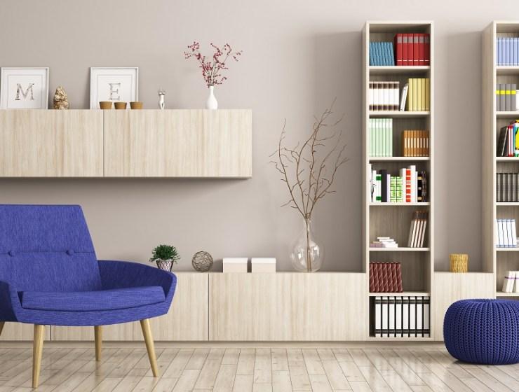 Style your bookshelf