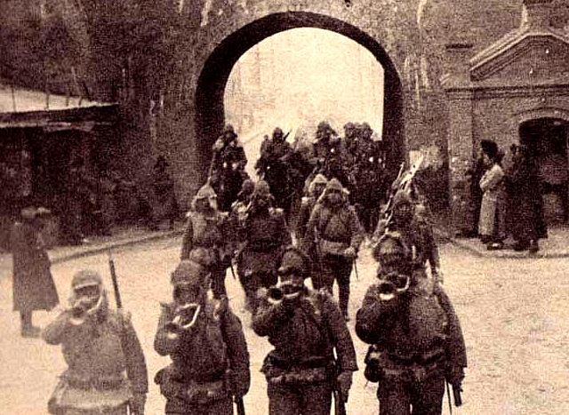 Japonska invazija Mandžurije, 1931