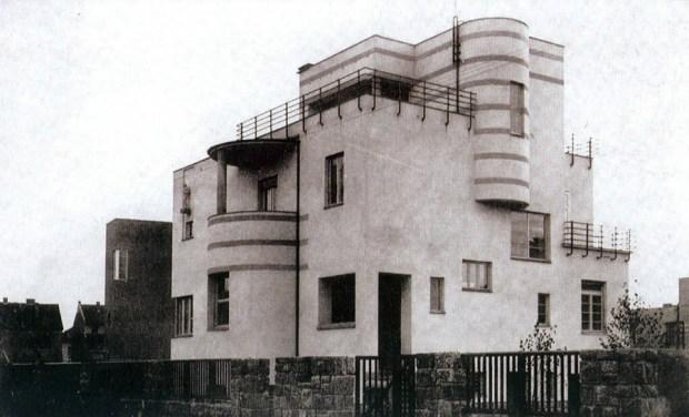 1936 - Vila Pirkmajer, Vrtača