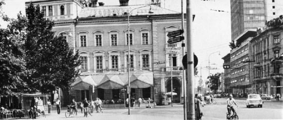 1969 - Kavarna Evropa