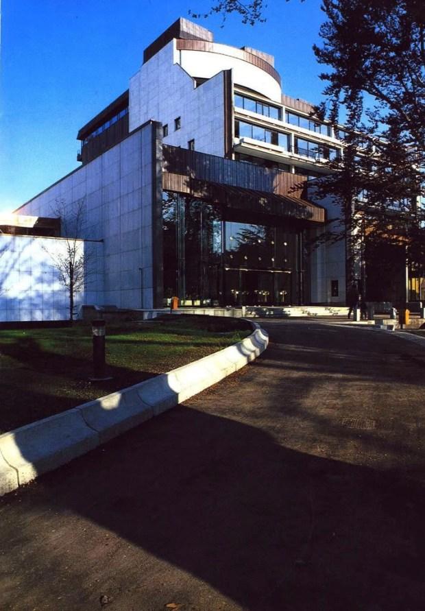 1982 - Cankarjev dom, ravnokar zgrajen