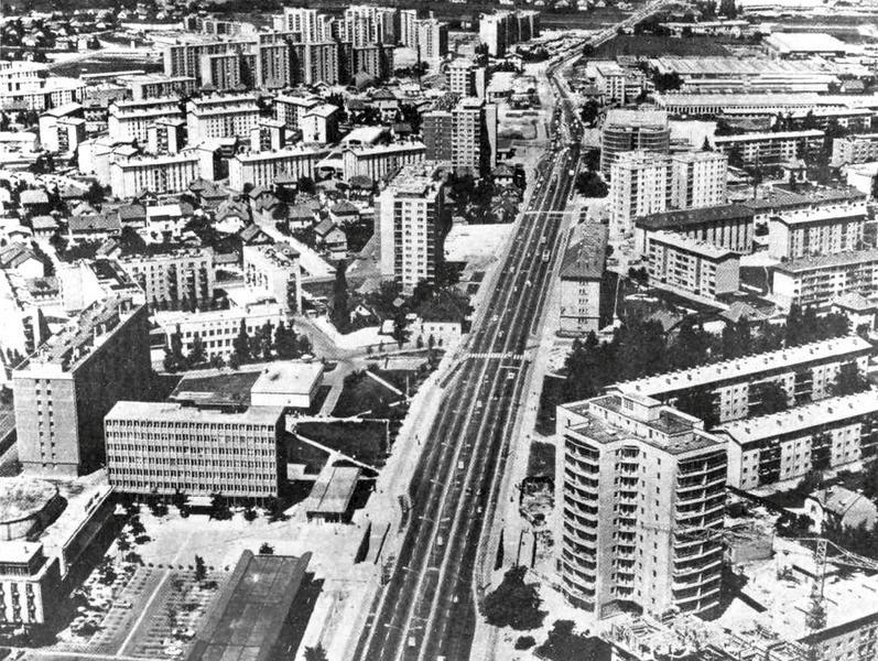 1960s - Kino Šiška, Celovška cesta