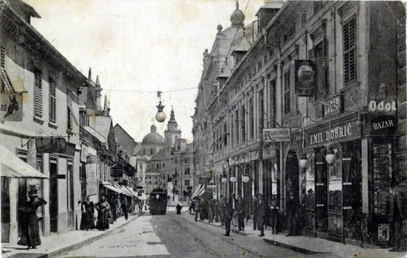 1910s - Prešernova ulica