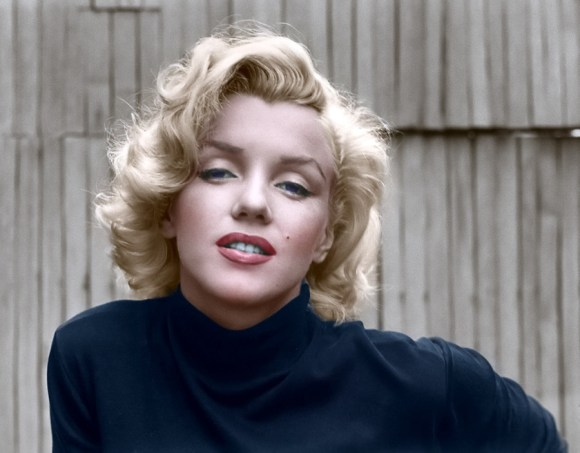 Marilyn Monroe, 1953 (foto: Shorpy)