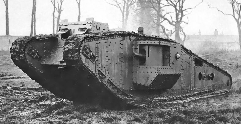 Britanski tank Mark IV