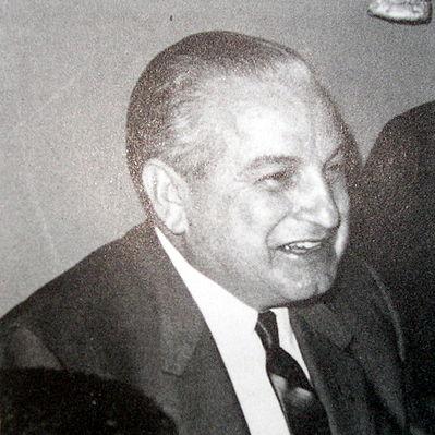 Carlos Marcello, mafijec iz New Jerseya, ki naj bi po nekaterih teorijah naročil umor JFK