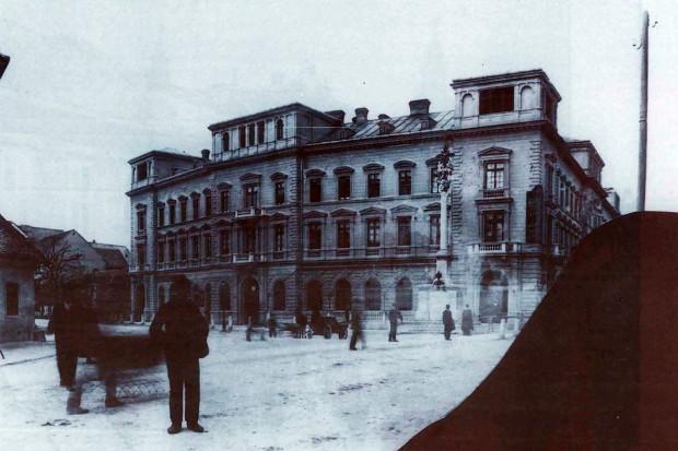 1895 - kavarna Evropa