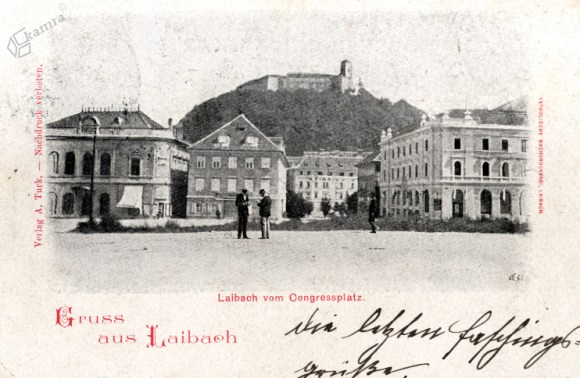 1900 - Kongresni trg