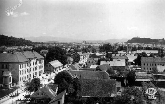 1934 - Vič Glince