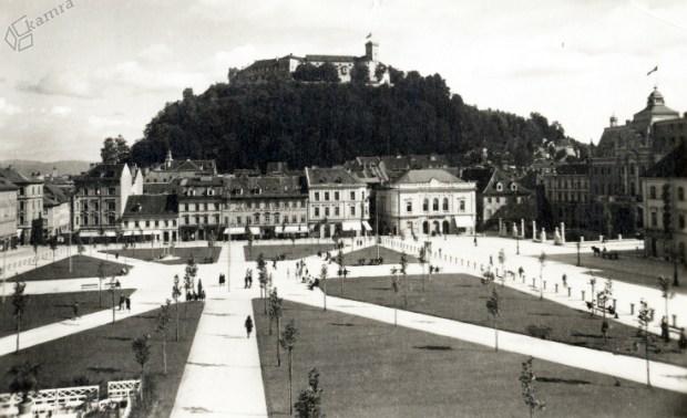 1950 - Kongresni trg