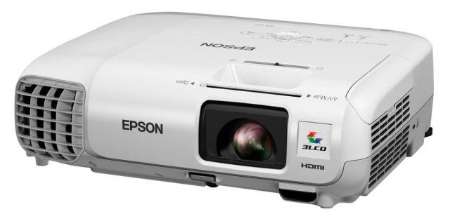 Epson EB-X20 XGA LCD Micro Projector