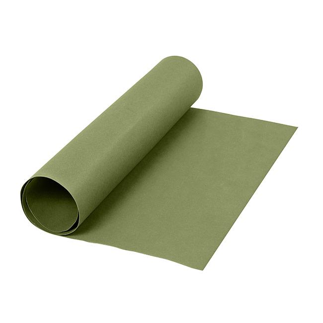 rouleau papier imitation cuir vert 50 x 100 cm