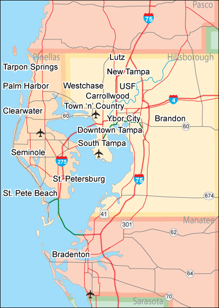 Tampa Bay Neighborhoods RentTampaBay