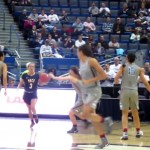 UConn freshman Molly Bent on her role