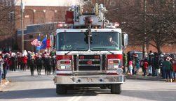 Members of the Torrington Fire Department. Republican-American