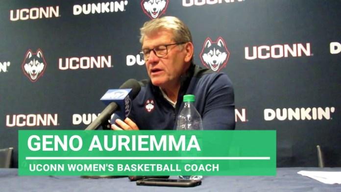UConn coach Auriemma: After win over Cal