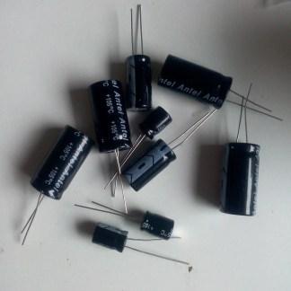 Kit réparation condensateurs