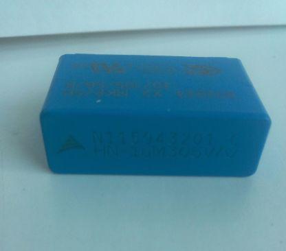 Condensateur polypropylène