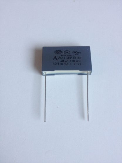 Condensateur 0.33uf 275v