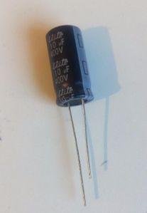 Condensateur chimique 10µF 400v