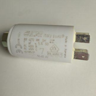 Condensateur 7uf 450v