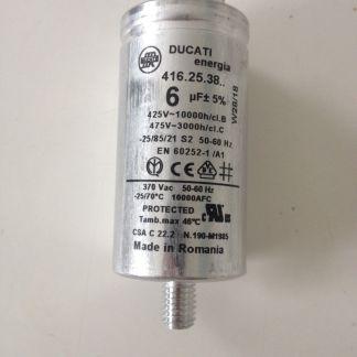 Condensateur permanent Ducati Energia gamme métal