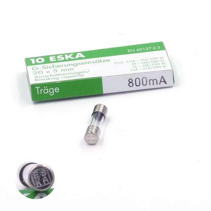 boite 10 fusibles 800ma