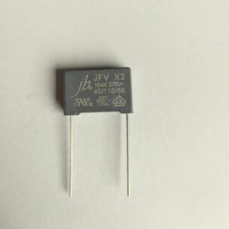 condensateur 104k x2