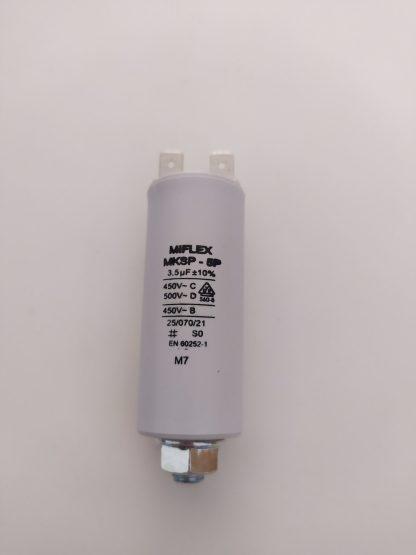 condensateur3.5uf 450v