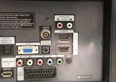 Αλλαγή Βύσμα Κεραίας σε Samsung TV LE32B530P7W