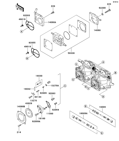 Service manual [Ignition Switch Replacement 1998